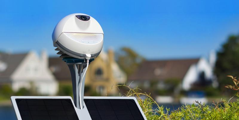 BloomSky weather camera
