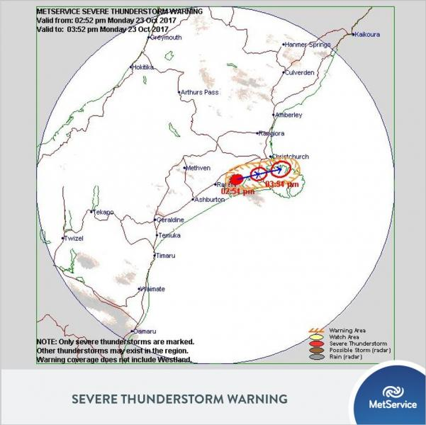 Am I at risk of experiencing a thunderstorm?   MetService Blog