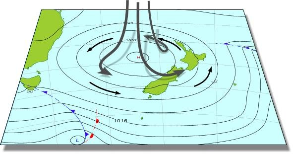 the structure of highs metservice blog