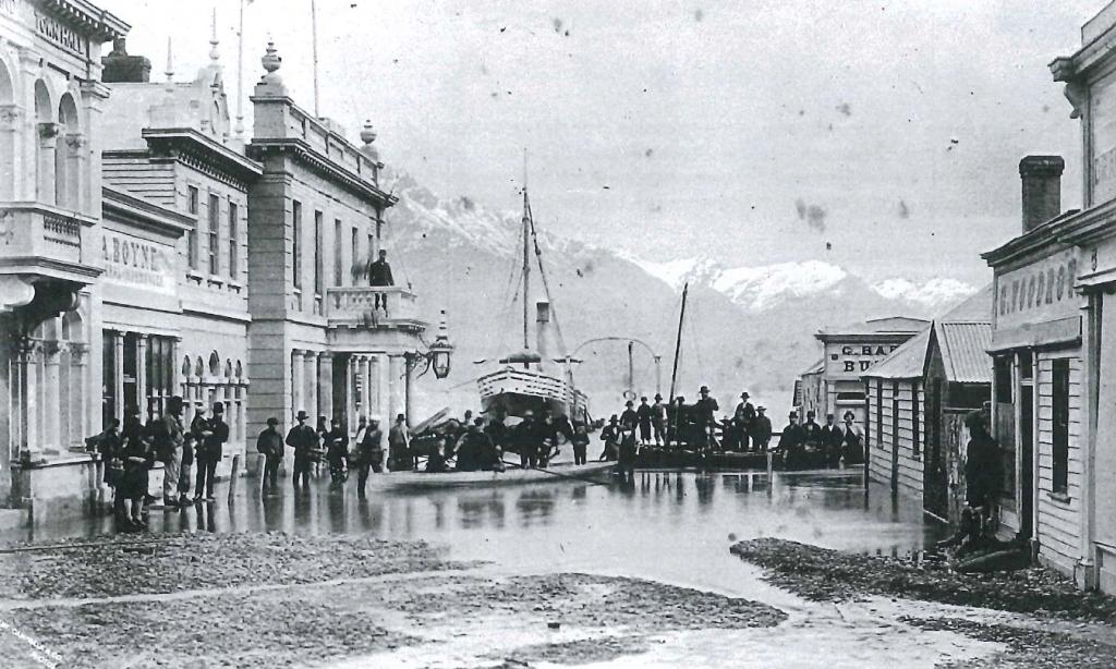 Clutha flood 1878