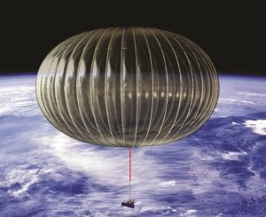NASA's super pressure balloon